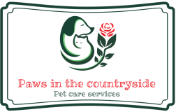 Paws In The Countryside logo